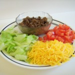 Homemade Taco Meat Seasoning Recipe - small batch for seasoning one pound of ground beef