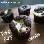 Topsy Turvy Cupcakes