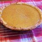 Make a Pumpkin Pie with Homemade Pumpkin Puree