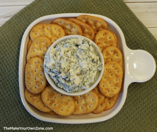 Recipe for homemade Spinach Dip