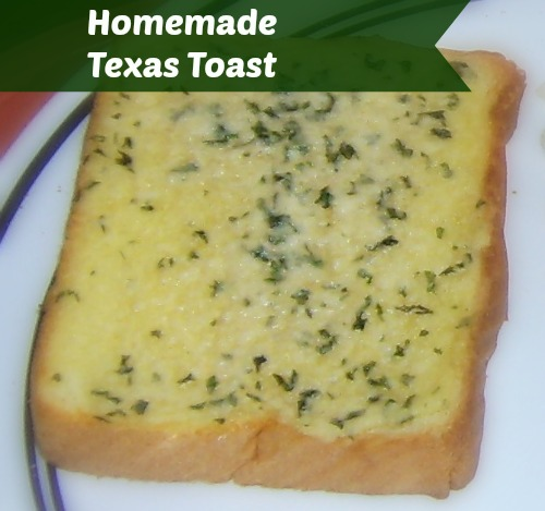 homemade texas toast