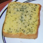 Make Your Own Frozen Garlic Texas Toast