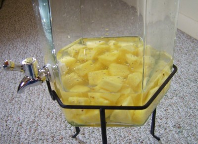 pineapple infused vodka recipe