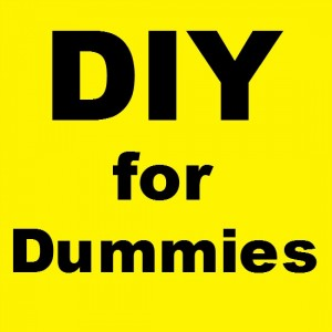 DIY for Dummies - Easy recipes with only 2 ingredients!