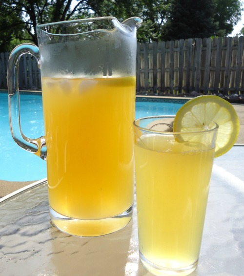 Agave Lemonade Recipe