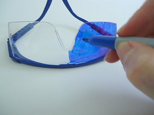 Make Your Own 3D Glasses