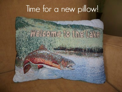 fish pillow new