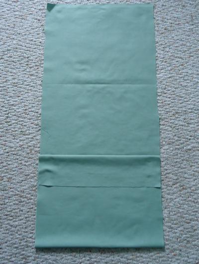 pillow fold 1
