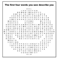 Just For Fun: The First Four Words Describe You