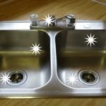Scented Baking Soda Sink Scrub