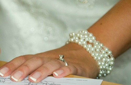 Make your own wedding jewelry