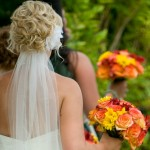Sew A Bridal Veil Tutorial