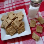 Make Your Own Wheat Thins Crackers