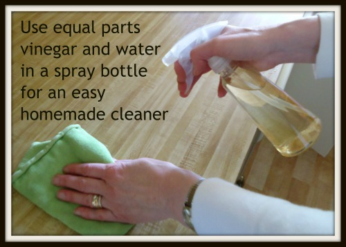 Making Scented Vinegar For Homemade Cleaners The Make