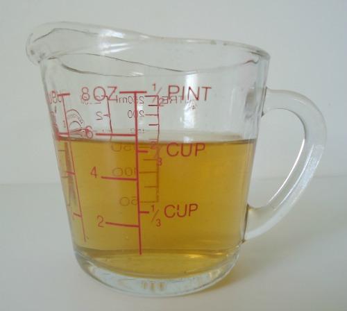 how to make a homemade vinegar douche