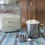 Homemade Bisquick Baking Mix Recipe