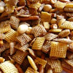 make your own microwave chex mix