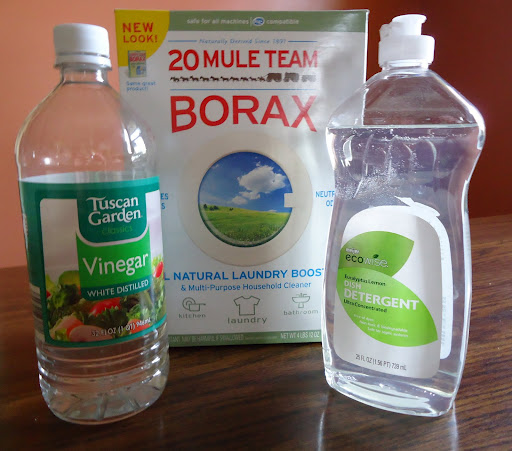 Homemade All Purpose Cleaner - The Make