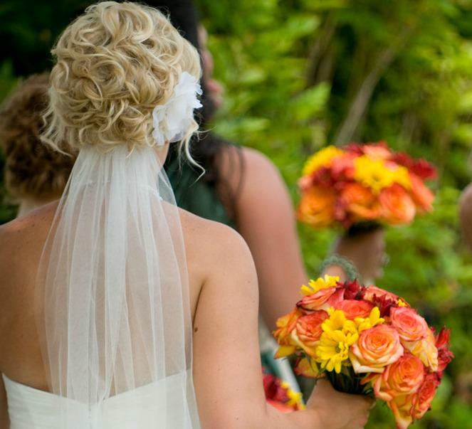 Wedding Hairstyles No Veil: Sew A Bridal Veil Tutorial