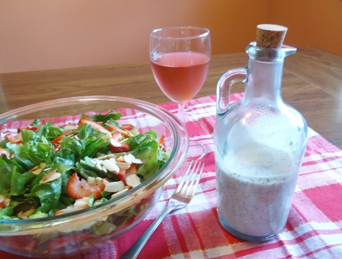 Homemade Poppy Seed Salad Dressing
