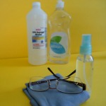 Homemade Eyeglass Cleaner