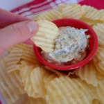 Homemade Dill Dip for Chips and Veggies