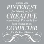 Pinterest:  Two New Boards and a Helpful Tip