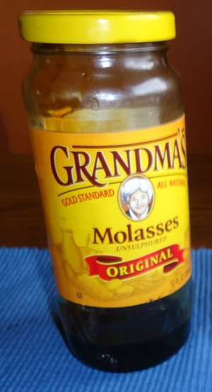 jar of molasses