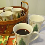 Holiday Treats:  Crockpot Mulled Wine