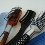 Homemade Help for Deep Cleaning Combs and Hairbrushes