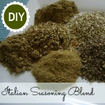 Make Your Own Italian Seasoning Blend