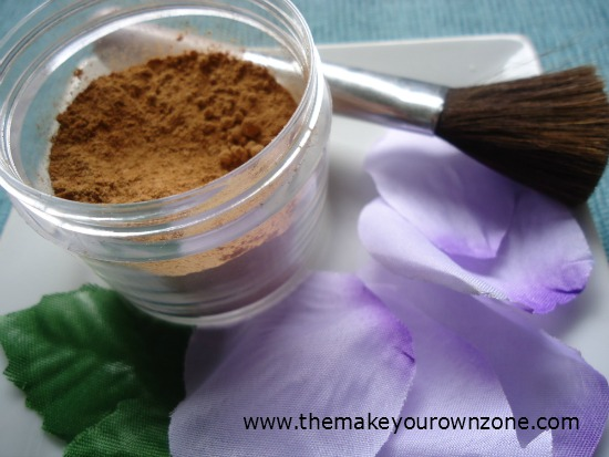 Make Your Own Homemade Bronzer