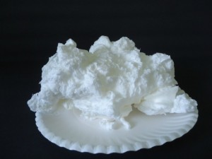 Ivory soap in the microwave