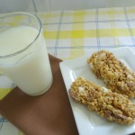 make your own chewy granola bars