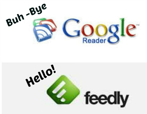 Replace Google Reader with Feedly