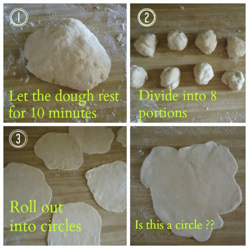 Learn how to make homemade tortillas with this easy recipe