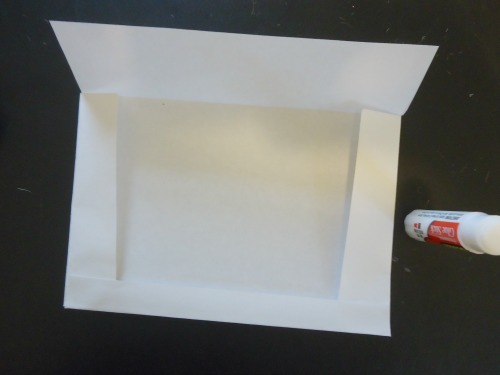 How to make your own greeting card envelope