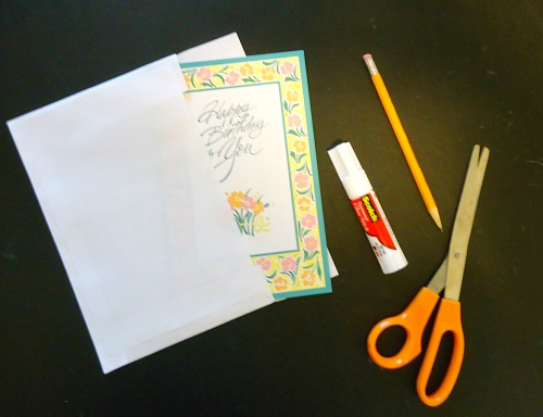Make your own greeting card envelope how to make your own greeting card envelope bookmarktalkfo Images