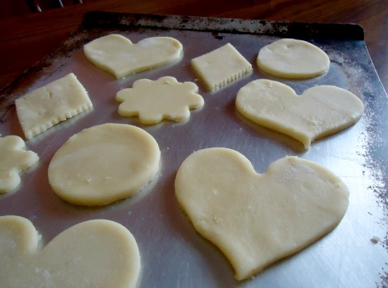 My Favorite Cut-Out Cookie Recipe