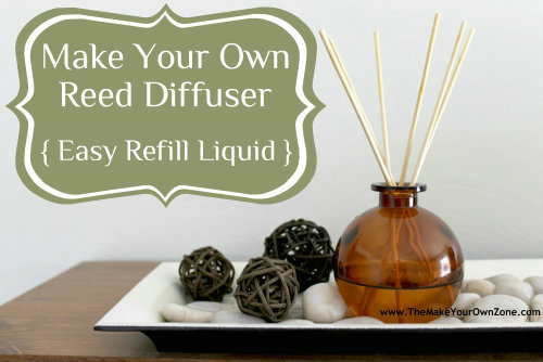 Make Your Own Reed Diffuser Liquid The Make Your Own Zone