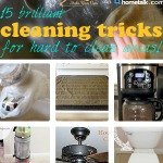 Hometalk Board:  Cleaning The Tricky Stuff