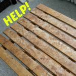 Homemade Help To Restore Dry Wood