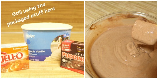 chocolate pudding dessert recipe