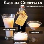 Drinks you can make with Kahlua