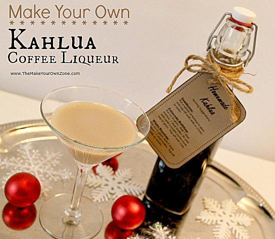 How To Make Homemade Kahlua