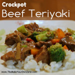 Recipe for Crockpot Beef Teriyaki