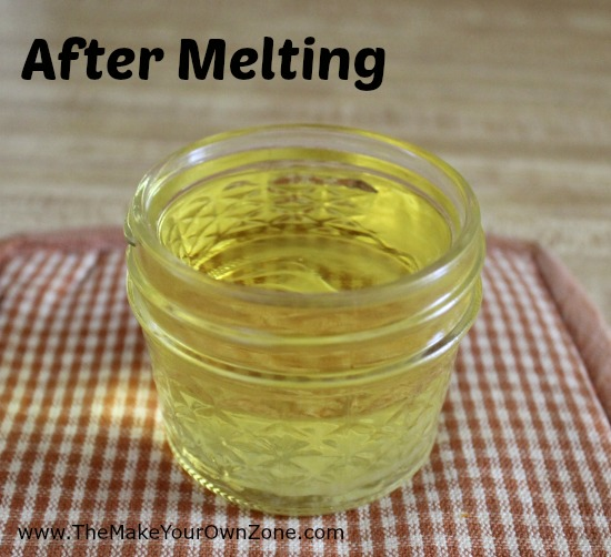 Homemade olive oil moisturizer