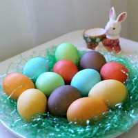 How To Dye Easter Eggs – With Kool Aid!