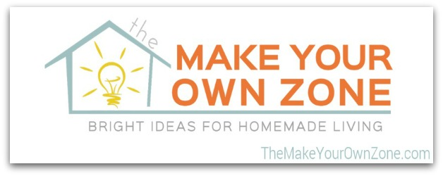 The Make Your Own Zone - Bright Ideas for Homemade Living
