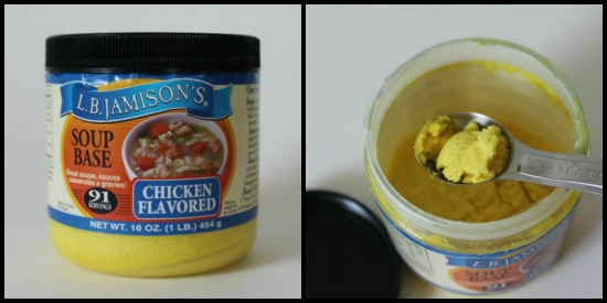 chicken soup base